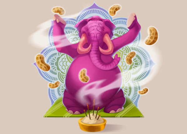 20 freespins in Pink Elephants'is Joy Casino'is