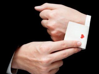 Versuchen Sie dies nicht zu Hause! Casino Cheats und Bösewichte