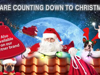 Christmas Countdown at Casino.com - Se on Cracker!