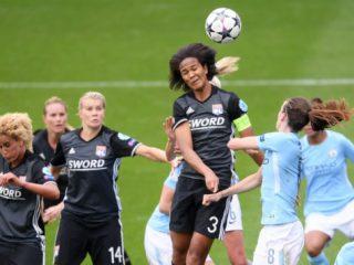 女性のサッカー選手は男性より厳しいと証明されています