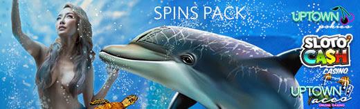 Super Spins pack!
