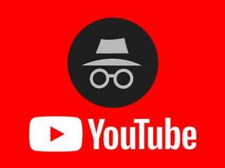 YouTube obtém o modo de navegação anônima