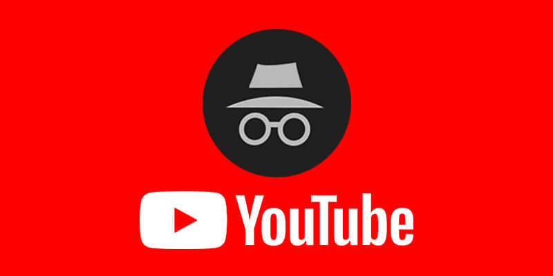 YouTube Gets Incognito Mode