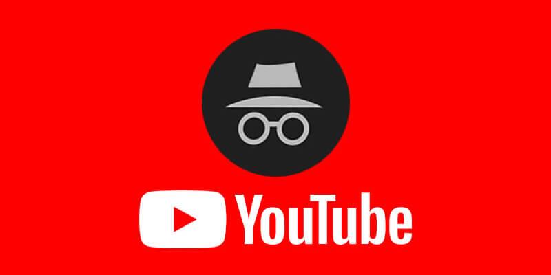 YouTube får inkognitomodus