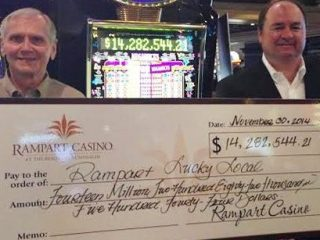 The Jackpots and the Generous: Casino Winners Who Give It All Away