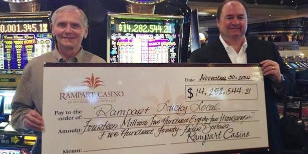 The Jackpots and the Generous: Casino Winners Who Gave It All Away