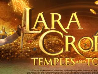 LaraCroft®で宝物と5000xジャックポットの運勢を掘り下げる:寺院と墓!