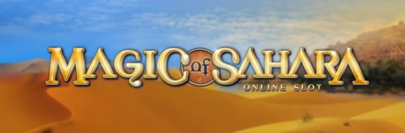 Vi presenterer vårt nyeste slot The Magic Of Sahara ™