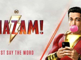 Shazam! Battles Biblical Sins