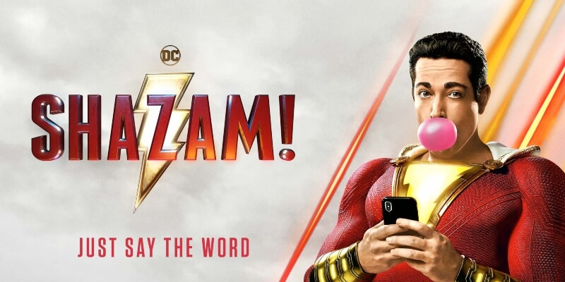 Shazam! Walczy z grzechami biblijnymi