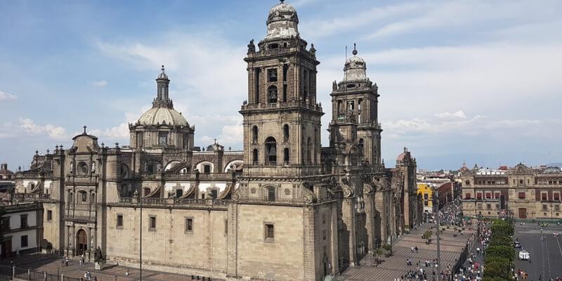Top Five Miejsca do odwiedzenia w Meksyku