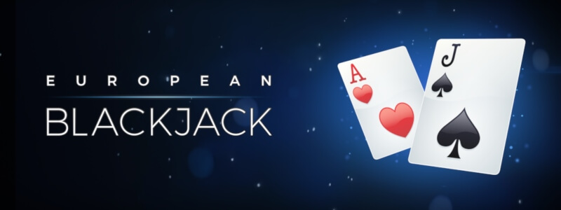 Spill europeisk blackjack og smak Glamour Of The Casino!