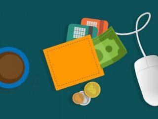 e-wallet은 온라인 구매를하는 안전한 방법입니까?