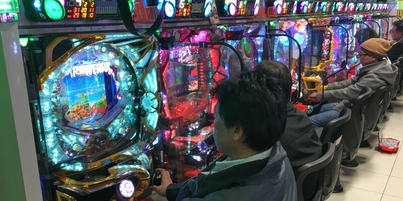 How Do Japanese People Gamble Given The Laws There?