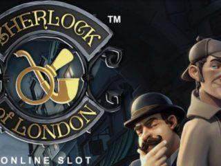 Шерлок на Лондон ™ - игра за мобилен слот