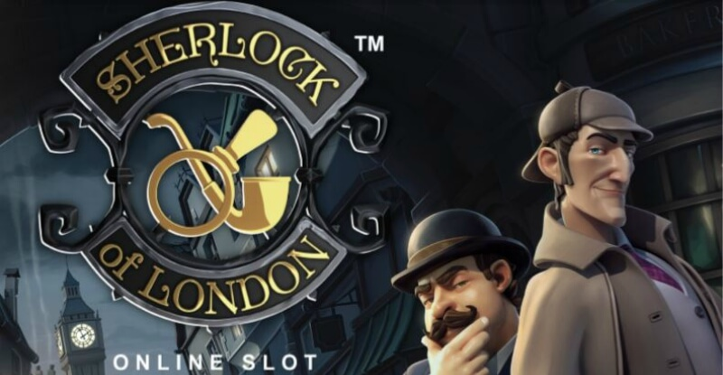 Sherlock Of London ™ - բջջային slot խաղ
