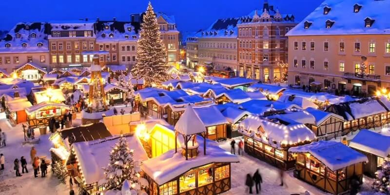 The Best Christmas Markets In the World