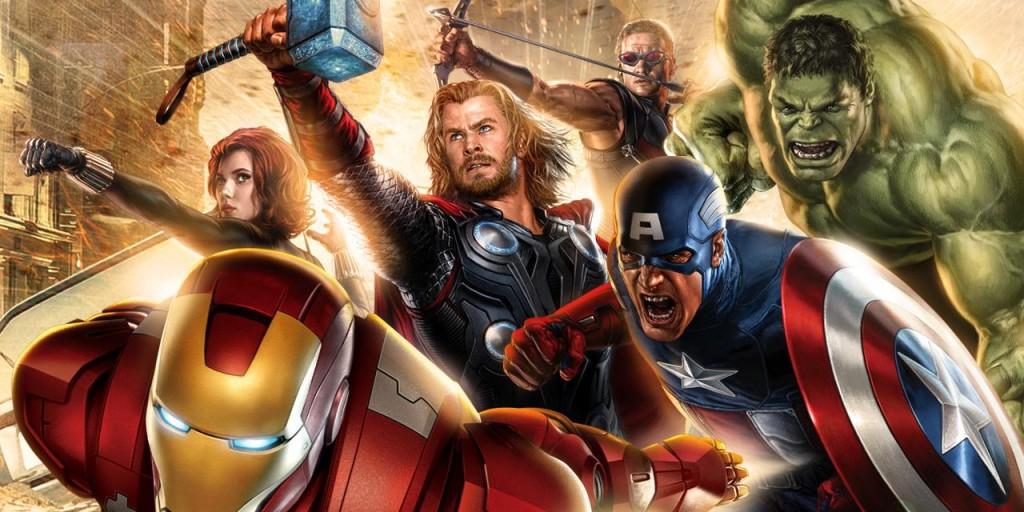 Dołącz do akcji online w automatach The Avengers - Coming Soon !!