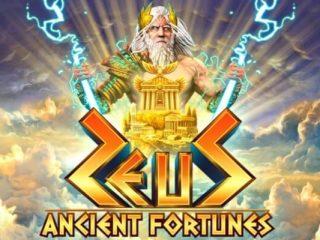 Играйте новия онлайн слот в Канада - Ancient Fortunes: Zeus