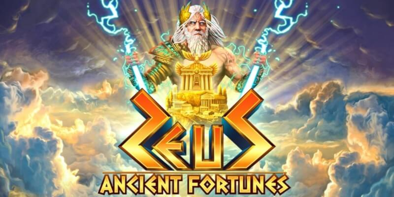 Jogue o novo slot online no Canadá - Ancient Fortunes: Zeus