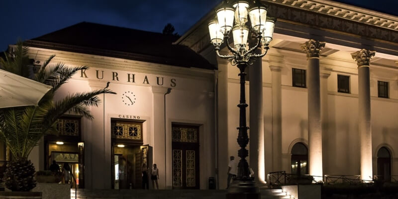 Baden Baden's Kurhaus A Top European Casino Destination Remains