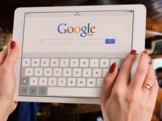 Tecnología de Google para explotar gestos con las manos.
