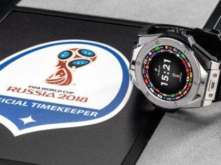Đồng hồ đeo tay hệ điều hành mới của Hublot làm cho một Bang