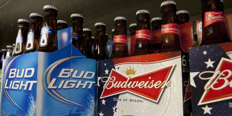 Pochodzenie marki: Budweiser