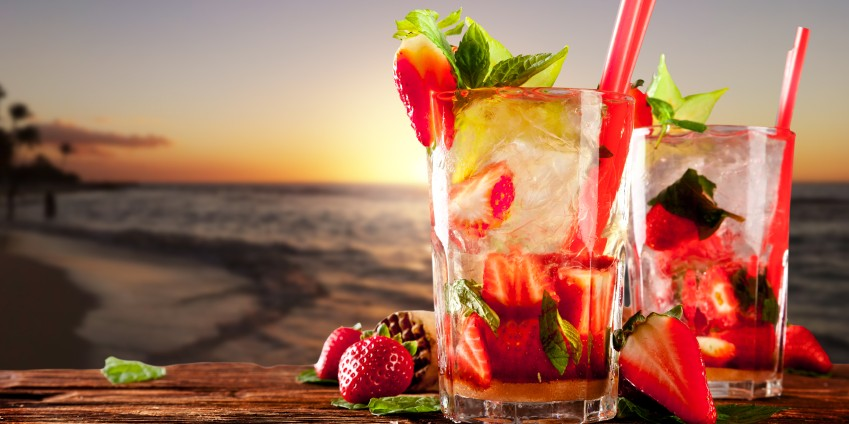 Mix it Up: 5 Casino Cocktails Perfekt für den Sommer