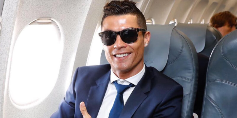 Ronaldo Rules Instagram!