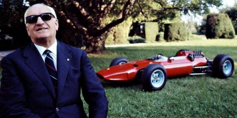 Márka eredete: Ferrari