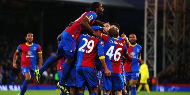 2-0: Crystal Palace Gives Mansion Double sponsor