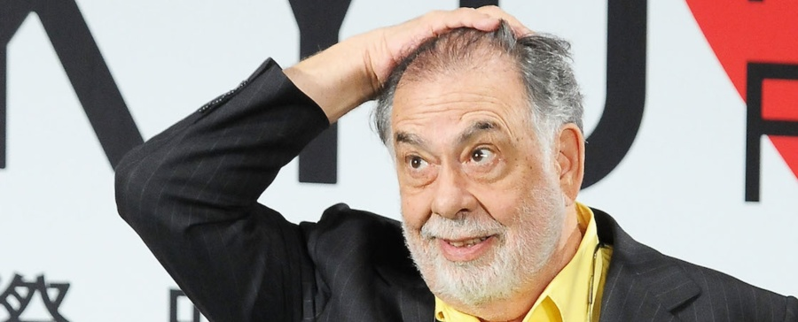 Francis Ford Coppola entra nel futuro dei film con Live Cinema Project