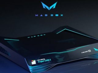 Is the new 'Mad Box' video games console the future of gaming?