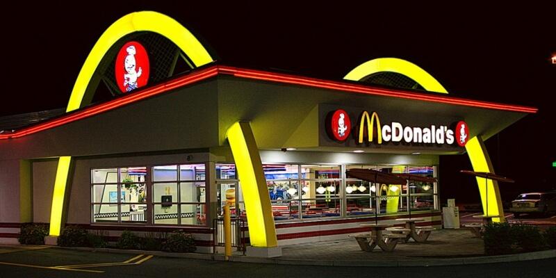 ต้นกำเนิดของแบรนด์: McDonalds