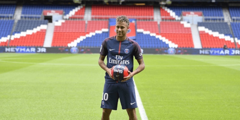 Top 7 Most Expensive Player Transfers