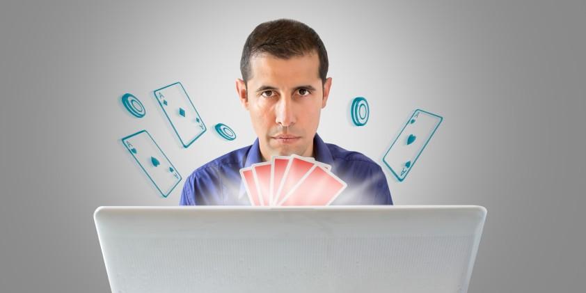 Veksten av online gambling