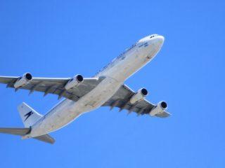 世界で最も忙しい航空路
