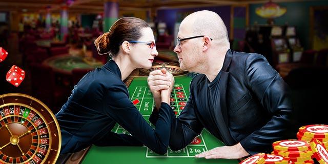 Tror du, at mænd er bedre gamblere? Sandheden kan overraske dig