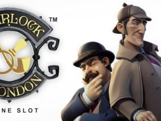 Sherlock Of London Slot Game Review