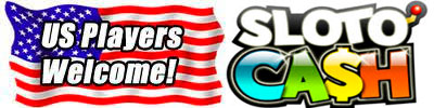 Sloto Cash USA Welcome