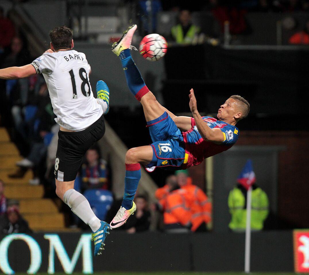 Crystal Palace - 0 - 0 Everton
