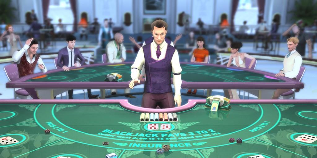 Ойын автоматы blackjack кәсіби сериялы netent