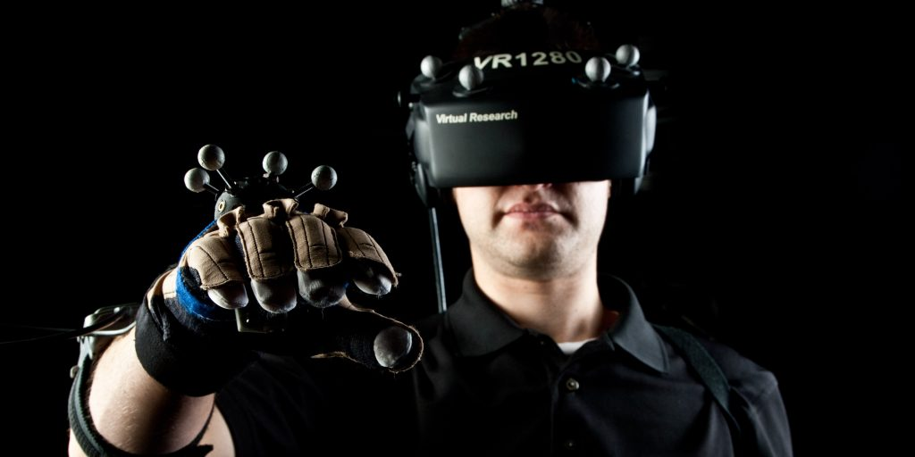 Virtual Reality and the World of Gaming
