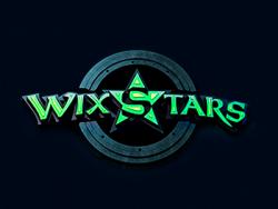 Skrinshot Wix Stars