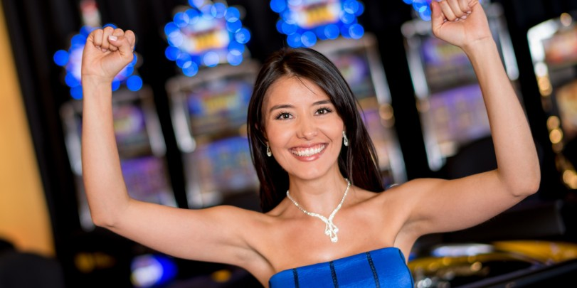 Hots for the Slots: Women Love Them