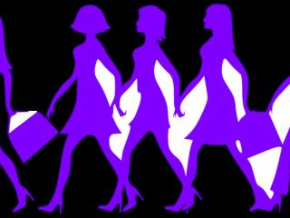 Phụ nữ 5 đang thay đổi thế giới