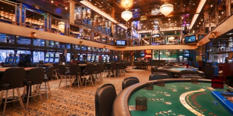 Nyt en Cruise Holiday som inkluderer en stor kasino opplevelse