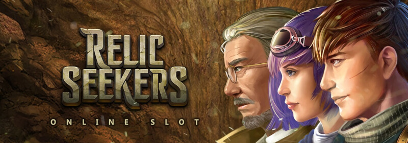 Would You Dare To Join The Relic Seekers?