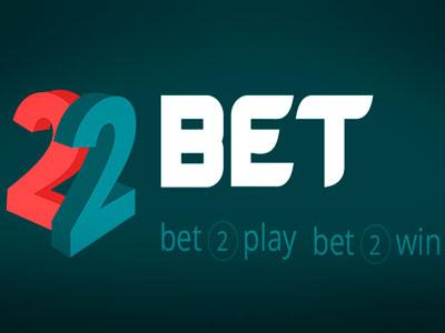 22Bet Casino ekran görüntüsü